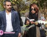 تجمع هواداران بر مزار مرتضی پاشایی/تصاویر