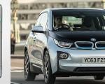 شارژ خودروی «بی ام و» با چراغهای خیابان