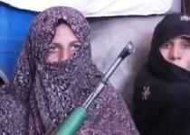 زن افغان در حمله انتقامی 25عضو طالبان را کشت/تصویر