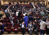 درباره تنش در مراسم انجمناسلامیاصفهان