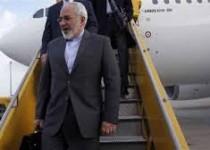 ظریف وارد مسقط پایتخت عمان شد