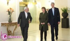 دیدار وزیران خارجه 1+5/دیدار کری و ظریف/دیدار ظریف و اشتون
