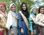 ملکه زیبایی زنان مسلمان در اندونزی/ تصاویر