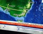 به هواپیمای تیمملی اجازه فرود در فرودگاه سیدنی داده نشد/عکس