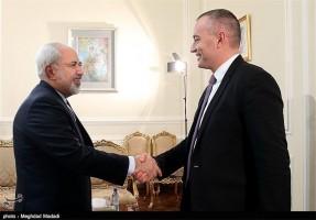ظریف: امنیت عراق از اولویتهای ایران است