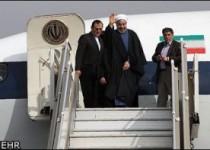 رئیس جمهور وارد فرودگاه بین المللی چابهار شد