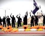 داعش۱۳نفر را در ملاعام اعدام کرد/عکس