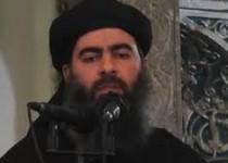 حفاظت شرکت امنیتی از سرکرده گروه تروریستی داعش
