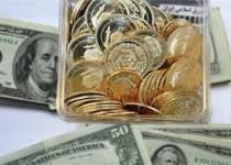 آخرین قیمتها از طلا و ارز در بازار امروز سوم دی 1393/جدول