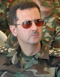درخواست بشار اسد برای ملاقات با آمريکايی ها