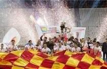 فولاد در اسپانیا به مصاف حریف رئال مادرید میرود