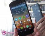 گوشی موبایل یوتافون ۲ با طراحی منحصر به فرد/تصاویر