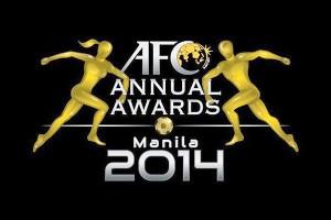 بهترينهای فوتبال آسيا در سال 2014
