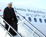 استقبال از دکتر حسن روحانی در گلستان/تصاویر