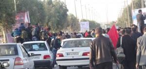 ترافیک 85 کیلومتری در محور ایلام- مهران
