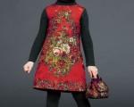 مدل های جدید۲۰۱۵ لباس های دخترانه/ تصاویر