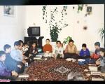 تصاویر منتشرنشده از مرتضی پاشایی