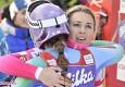 مسابقات اسکی زنان در فرانسه / تصاویر