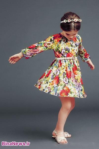 مدل های جدید لباس دخترانه