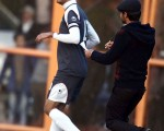 مسابقه فوتبال خیریه یاران علی کریمی و فردوسیپور