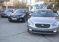 خودروی جدید چینی در کشور/تصاویر