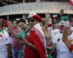 تماشاگران ایرانی بازی ایران بحرین در استرالیا /تصاویر