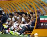 عکسهای بازی ایران و بحرین در ورزشگاه ملبورن استرالیا