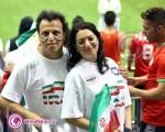 تماشاگران ایرانی جام ملتهای استرالیا ۲۰۱۵/ تصاویر اختصاصی بینانیوز