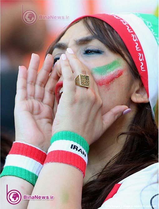 علت سانسور های مکرر در پخش زنده بازی ایران و بحرین