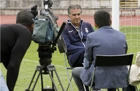 کارلوس کیروش: فوتبال در DNA ایرانی هاست