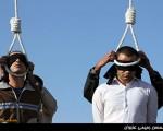 اعدام ۳ متجاوز به عنف در طرقبه شاندیز/ تصاویر