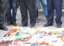 ورود پلیس امنیت به تکثیر غیرقانونی کتاب