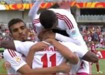 امارات با پیروزی پرگل برابر قطر مدعی شد