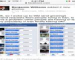 هجوم ایرانی ها به فیسبوک داور استرالیایی/واکنش بنجامین ویلیامز
