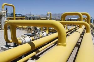 رکورد جدید تولید گاز در ایران