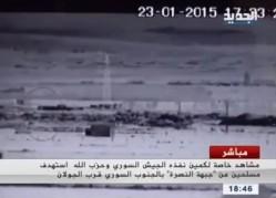 کمین مشترک حزب الله و ارتش سوریه برای تروریستها /فیلم