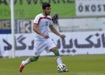 محمدرضا خانزاده به تیم ملی اضافه شد