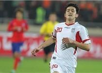 بازی دوستانه با عراق به نقع تیم ملی ایران به پایان رسید