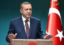 اردوغان: واکنش انسانیت به مرگ ۳۵۰ هزار سوری کجاست؟