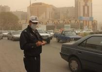 گزارش معصومه ابتکار از گردوغبار خوزستان