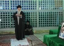 حضور رهبر انقلاب در مرقد امام خمينی