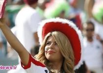 تماشاگران مسابقه فوتبال ایران و عراق + حواشی مسابقه/ 28عکس