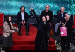مراسم اختتامیه سیوسومین دوره جشنوارهی فیلم فجر+ 30عکس