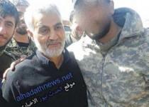 ادعای حضور سردار قاسم سلیمانی در سوریه/عکس