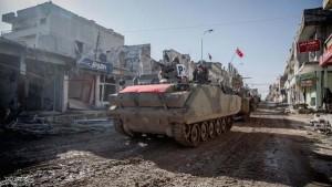 """عملیات سلیمان شاه، """"پیشنمایش"""" سناریوی آنکارا برای تجاوز به خاک سوریه"""
