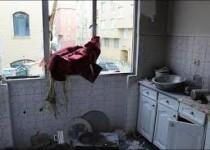 انفجار شدید در منزل مسکونی