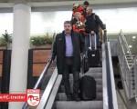 تونی اولیویرا سرمربی جدید تراکتورسازی وارد ایران شد/تصاویر
