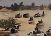 گریختن داعشی ها از دو منطقه موصل