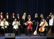 """برگزاری کنسرت آذربایجانی گروه""""دالغا"""" در تالار وزارت کشور"""