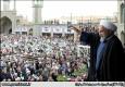 گزارش تصویری سفر رئیس جمهور روحانی به قم